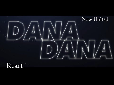 Now United - Dana Dana - React By XTune | Tô Na Midia Music #Xtune #DanaDana #NowUnited #React