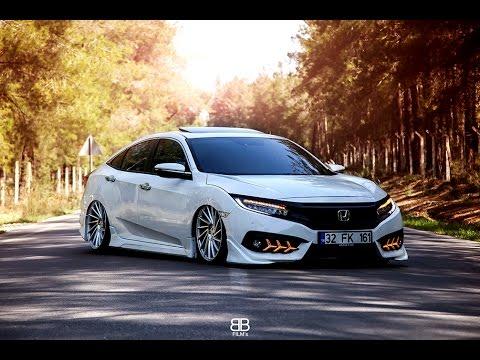 Honda Civic Fc5 Antalya Türkiye Bb Films Barış Bozyakali