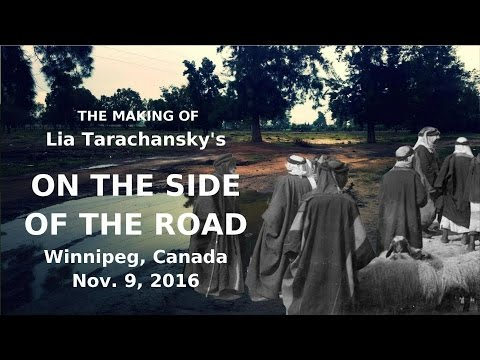 "The making of Lia Tarachansky's ""On the Side of the Road"""