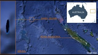 Misterio La isla vacía en Google Maps explicado en un video X