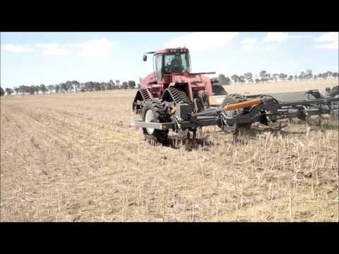 Paxton Plow SR7 450 Demo - Boekeman Machinery