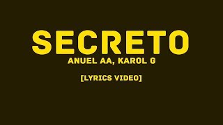 Anuel Aa Karol G Secreto LYRICS.mp3