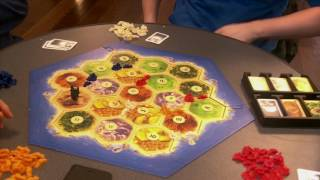 CATAN CHAMPIONSHIP, GAME 7