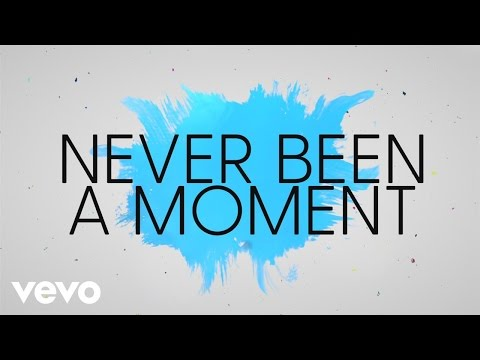 Micah Tyler  Never Been a Moment  Lyric