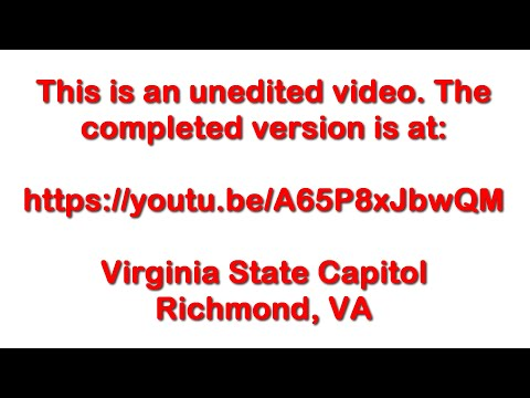 Richmond Old Senate Chambers - June 2, 2016 - Travels with Phil