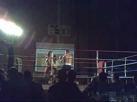 Rory Bennett Vs Paul Goodwin (bbu boxing Light Heavyweight 26/11/11)