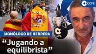 """Herrera, sobre la sentencia del """"proceso catalán"""""""