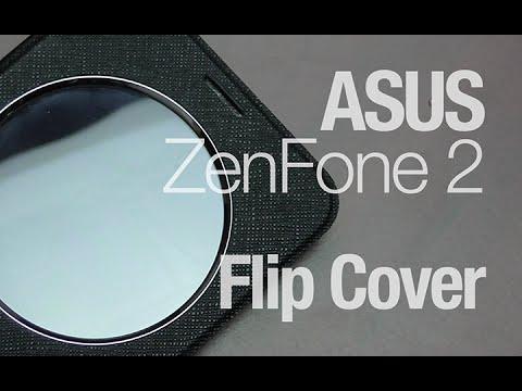 Asus ZenFone 2 Flip Cover Deluxe Case Review & Unbox | Cars & Tech by JDM City