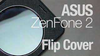 Asus ZenFone 2 Flip Cover Deluxe Case Review & Unbox   Cars & Tech by JDM City