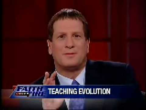 2 Christian morons and a rational thinker-Can you guess who? ID and evolution in schools.