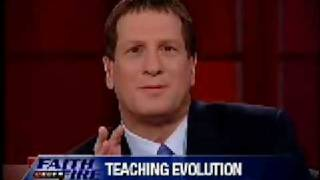 2 christian morons and a rational thinker can you guess who id and evolution in schools