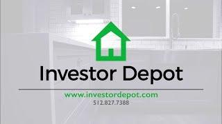 Investor Depot - Cedar Park Texas