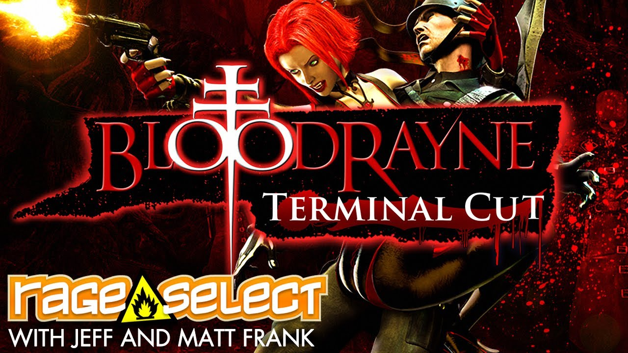 BloodRayne: Terminal Cut (The Dojo) Let's Play