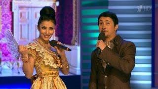 КВН Азия Mix - 2015 Высшая лига Вторая 1/8 Музыкалка