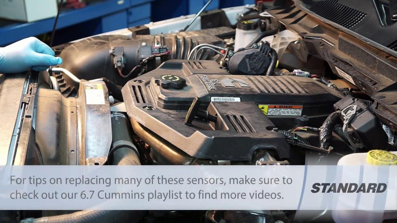 Ram 2500 67L Cummins Sensor Overview  YouTube