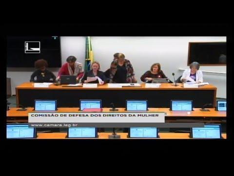 DEFESA DOS DIREITOS DA MULHER - Direito das mulheres à cidade - 14/06/2018 - 09:42