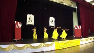Núcleo Belly - IX Mostra de Dança Arte & Magia