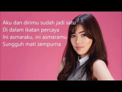 Isyana Sarasvati - Kau Adalah (feat. Rayi Putra) (Lyric/Lirik)
