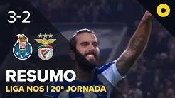 FC Porto 3-2 Benfica - Resumo | SPORT TV