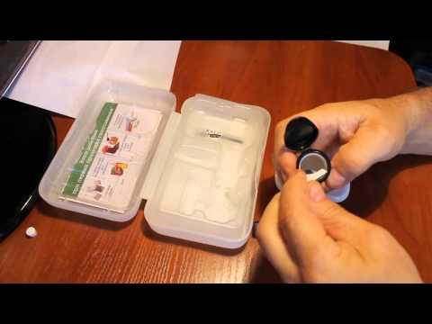 Как измерить сахар глюкометром