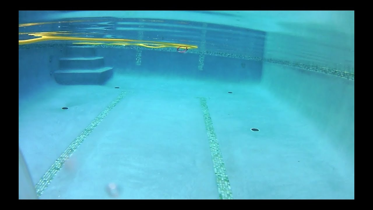 Swimming Pool A A Floor Cleaner System Floor Head Retrofit Youtube