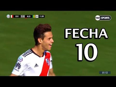 Top 10 goles de la Superliga Argentina ● Fecha 10