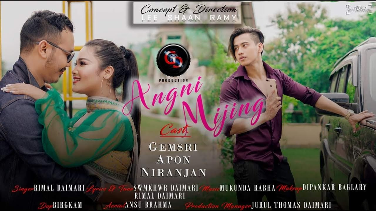 Angni Mijing - Official Bodo Music Video 2020    GD Production
