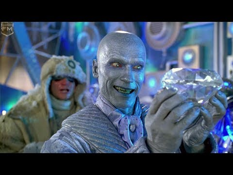 Mr. Freeze at home | Batman & Robin