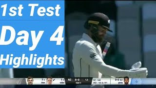 India vs New Zealand 1st Test Day 3 Highlights 2020 | ind vs nz 1st test highlights 2020