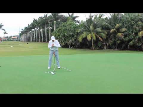 How to Putt with a Long Putter Without Cheating