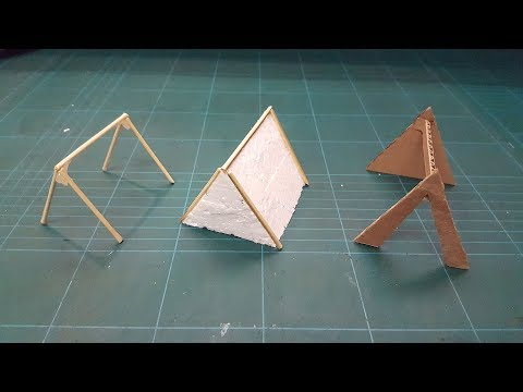 Model Tent Substructures