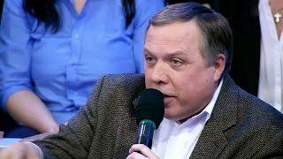 Игорь Шатров: Крымско‑татарский народ — последний аргумент в войне с Россией. Время покажет.