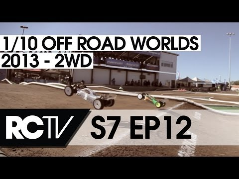 RC Racing TV S07 Ep12 2013 IFMAR 1/10th 2WD Electric Worlds!
