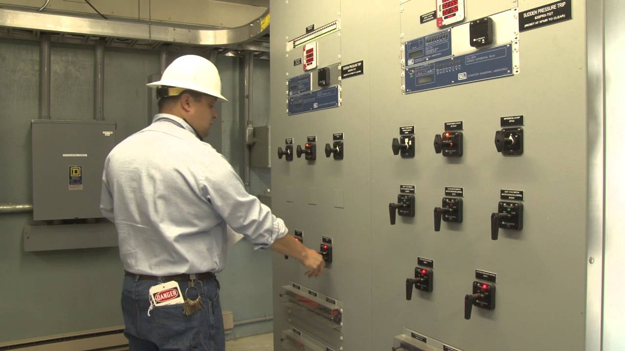 Electrical Control Equipment Training Course