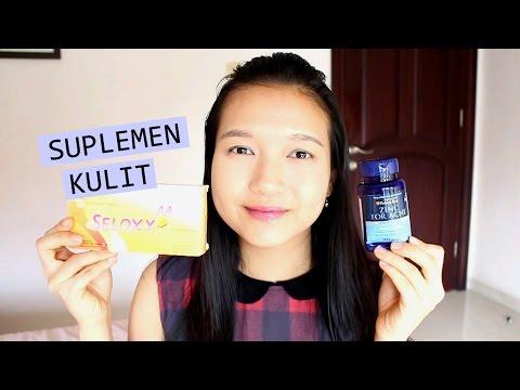 Suplemen Kulit ZINC: Seloxy AA VS. Zinc For Acne