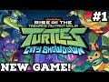 Rise of The TMNT | City Showdown! [Gameplay + TMNT Thoughts]