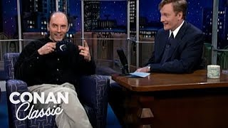"Dan Castellaneta On Voicing Homer Simpson - ""Late Night With Conan O'Brien"""