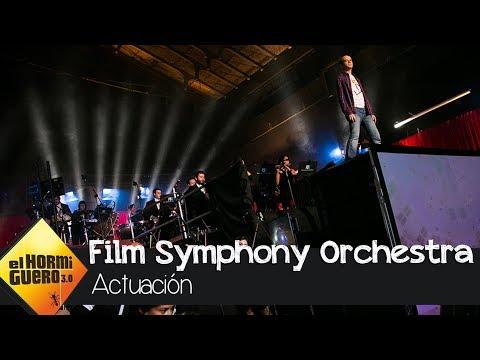 El bonito homenaje de la Film Symphony Orchestra al mundo del cine - El Hormiguero 3.0
