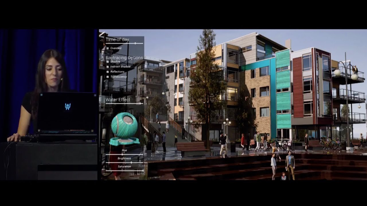 ARCHICAD 23 [Twinmotion+Epic Games Unreal Engine]