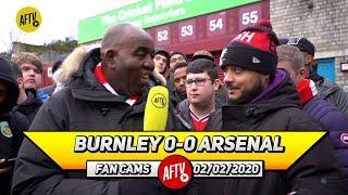 Burnley 0-0 Arsenal | Lacazette's Confidence Is Gone But Mustafi Was Excellent! (Troopz)