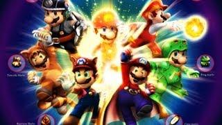 Todos los juegos de Mario para NDS