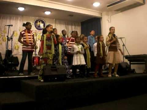 Childrens Choir Ark of Covenant Church (1)