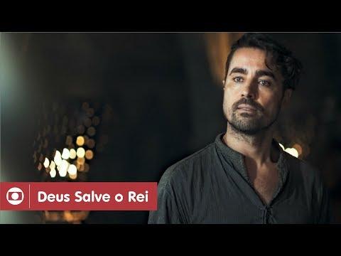 Deus Salve O Rei: capítulo 112 da novela, sexta, 18 de maio, na Globo
