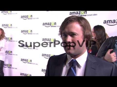 INTERVIEW - Haley Joel Osment on the show and event at Am...