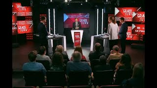 Le Grand Jury de Nicolas Dupont-Aignan et Benoît Hamon