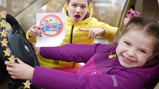 Nicole and the rules of conduct for kids قواعد السلوك للأطفال