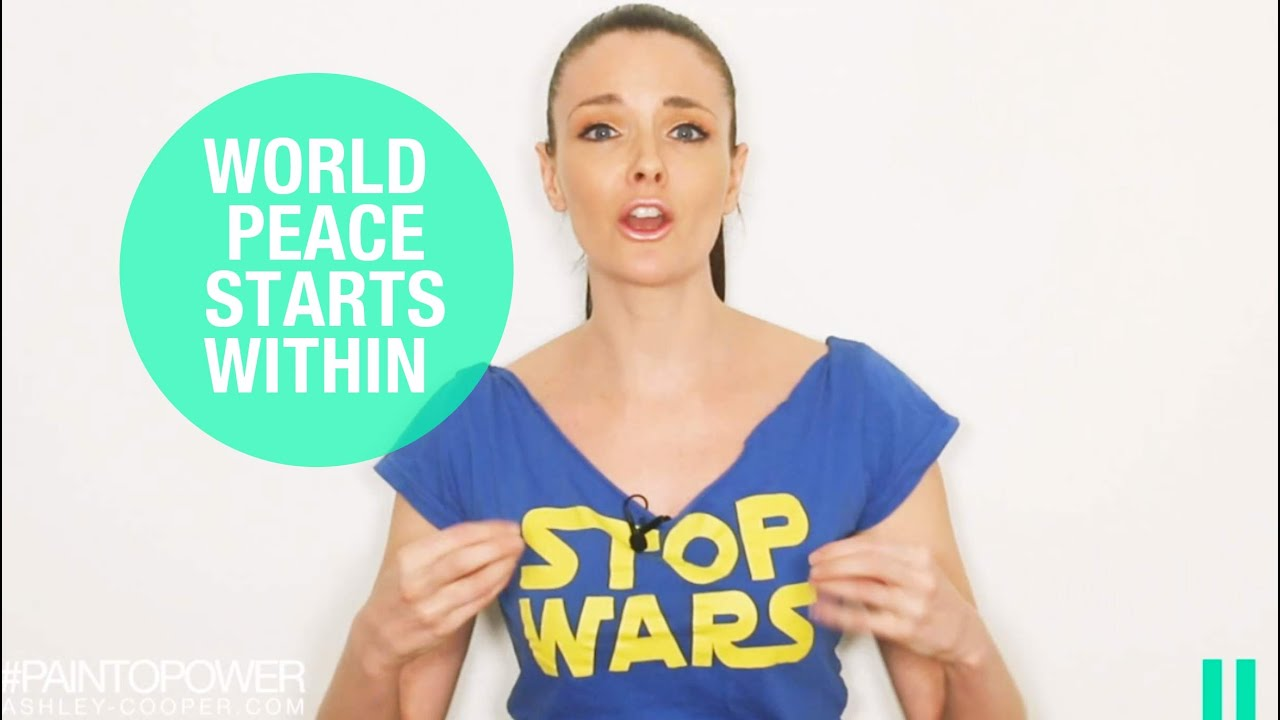 essay on peace starts from within
