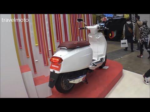 Lambretta 2018 scooters