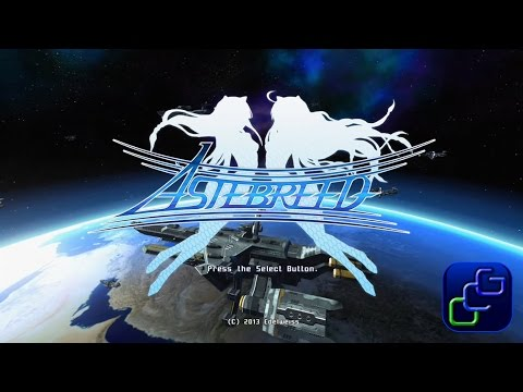 Astebreed Walkthrough Full Playthrough