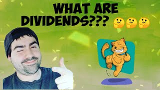 What are dividends??? 🤔